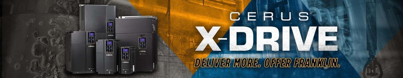 Cerus X-Drive Banner IND