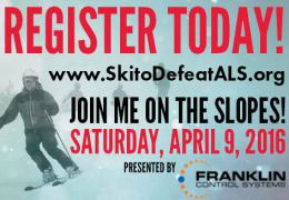 Ski to Defeat ALS Fundraising Event