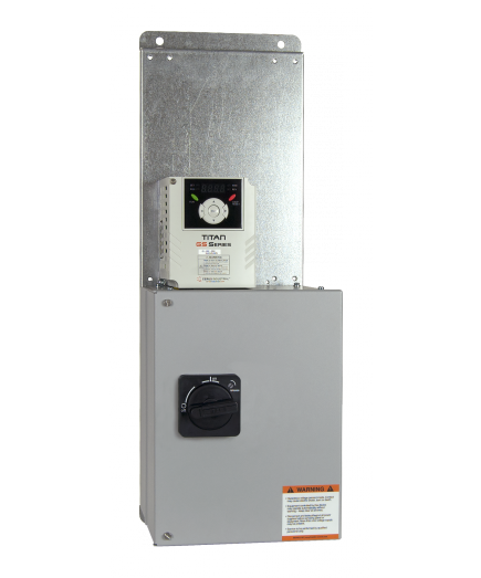 Compact GS-Series Variable Frequency Drive