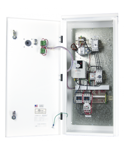 Enclosed GS-Series VFD with Bypass