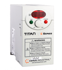 Micro-Single Phase C-Series VFD