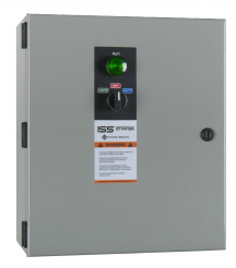 Industrial Start/Stop with Thermal Overload and HOA Switch