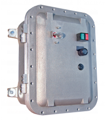 Explosion Proof Starter with HOA Interface