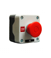 Complete Control Station, Stop with Mushroom Push Button