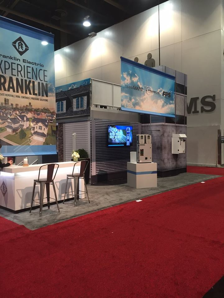 FE Booth